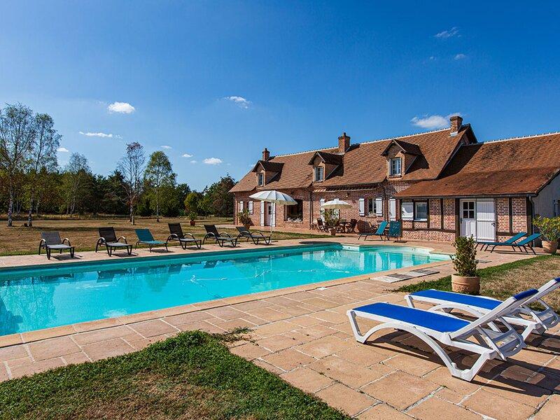 La Bergerie en Sologne, casa vacanza a Nouan-le-Fuzelier