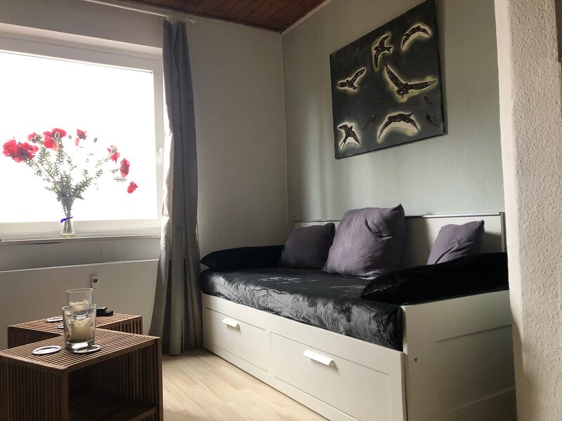 """HB1/4 East Village No5 Apartment """"Austernperle"""", holiday rental in Worpswede"""