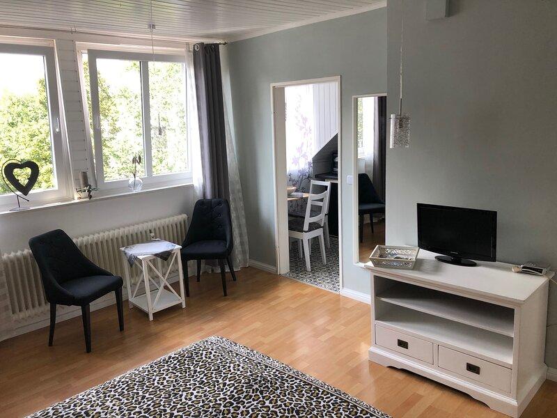 """HB-1/4 East Village No.5 Apartmenthaus """"Vogelkoje"""", holiday rental in Wilstedt"""