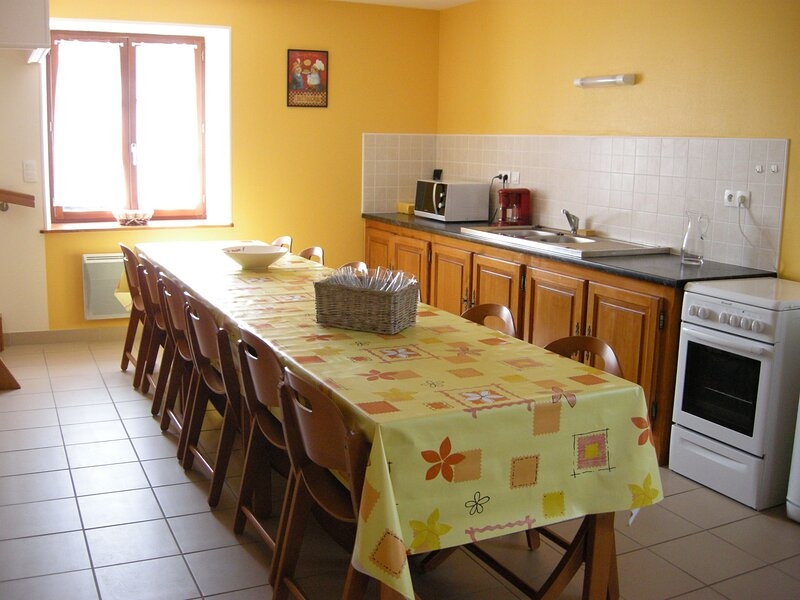 Le Passage, holiday rental in Orges