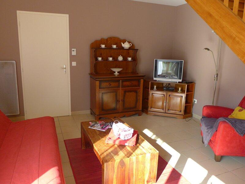 PASSIFLORE, holiday rental in Lafauche
