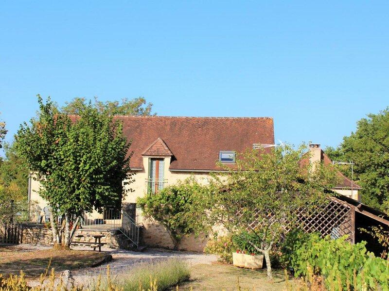 Le Rascle, holiday rental in Auriac-du-Perigord