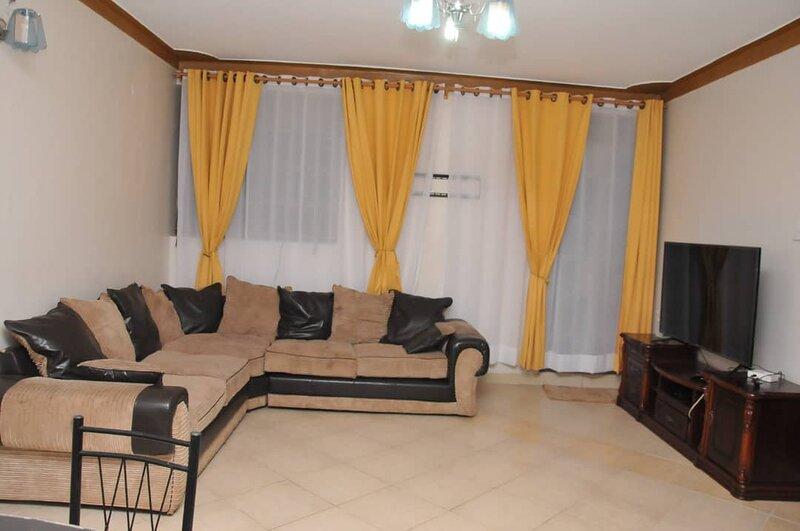 Gorgeous Terrace Villa, aluguéis de temporada em Kampala