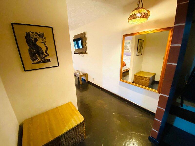 REFÚGIO NA MONTANHA COM SPA DETOX - all inclusive. (Suite Standard), vacation rental in Nova Friburgo
