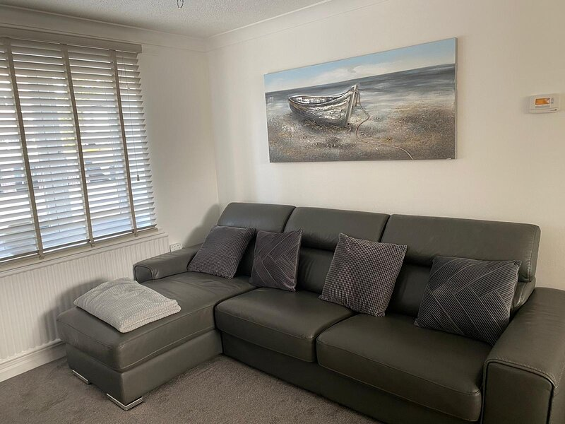 Riverside Park Ground Floor Apartment - St Neots, vakantiewoning in Thurleigh
