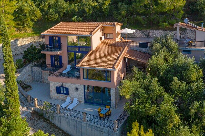 Elia Villa 2, holiday rental in Alikanas