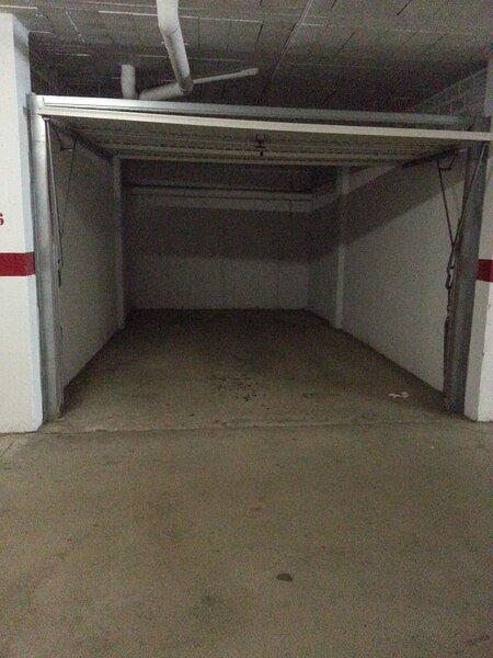 Plaza de garaje privada