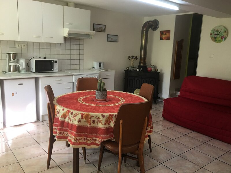 Chez Marie Choux, holiday rental in Rugney