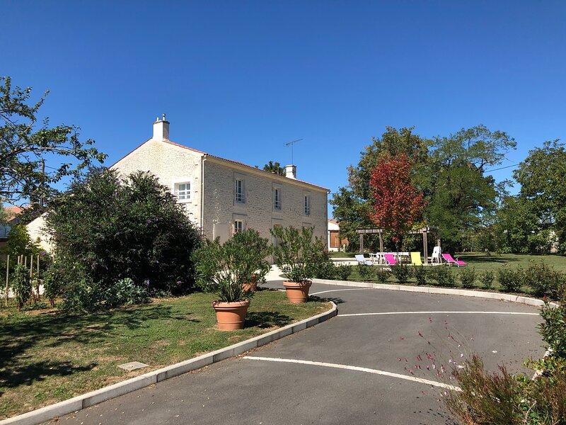 Gîte La Petite Venelle, holiday rental in Chaille-les-Marais