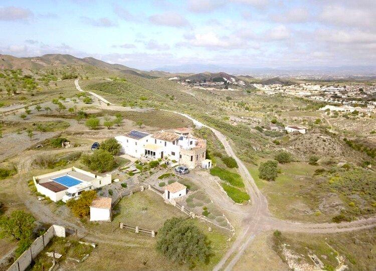 Bella Vista  Holiday Rentals, location de vacances à Albox
