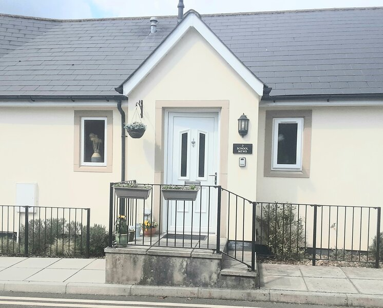 Cosy home in an area of outstanding natural beauty, holiday rental in Westbury-sub-Mendip
