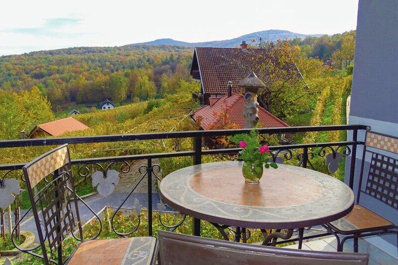Homestead Vrtin, location de vacances à Vrbovsko
