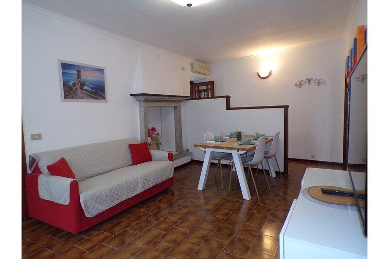 Corte Vezzola  - Ines, location de vacances à Prevalle