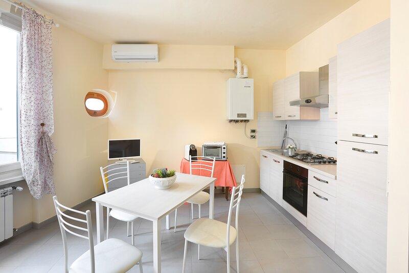 Borgo Toscano - Appartamento 'Firenze', location de vacances à Colle di Buggiano