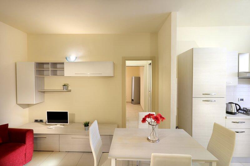 Borgo Toscano - Appartamento 'Siena', location de vacances à Colle di Buggiano