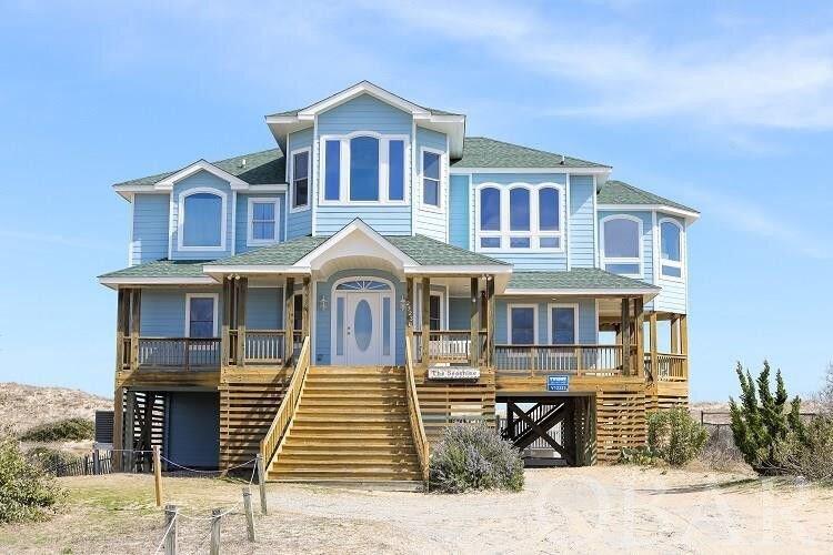 Seashine OBX Vacation, holiday rental in Carova