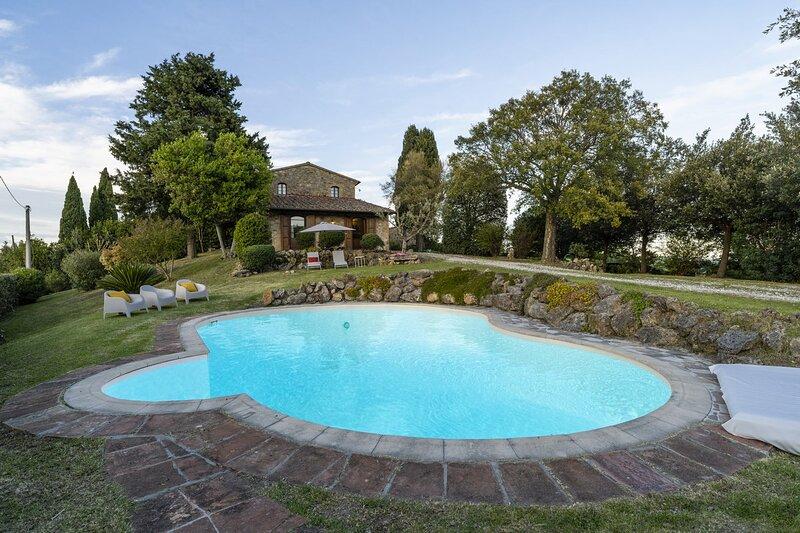 Villa Francesca, holiday rental in Collemontanino