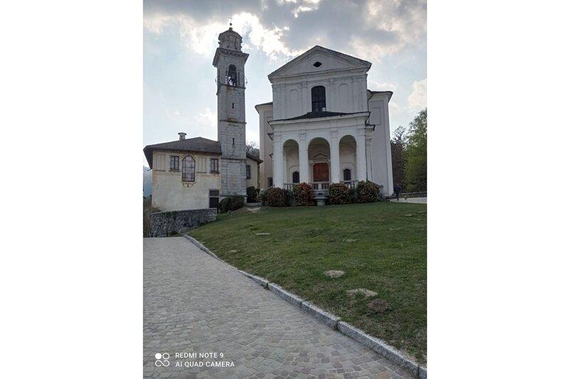 Casa Baroni, holiday rental in Varallo