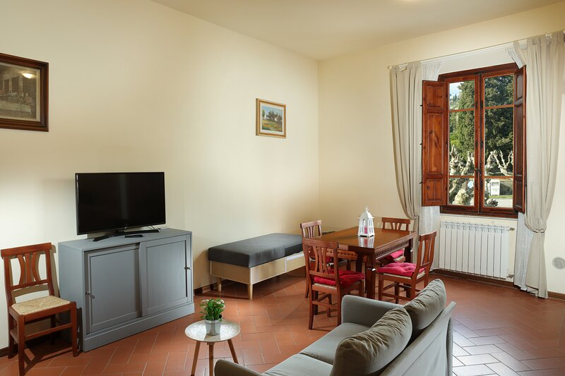 Borgo Toscano - Appartamento 'Il Castagno', location de vacances à Colle di Buggiano