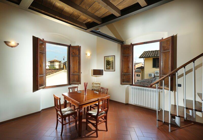 Borgo Toscano - Appartamento 'Il Tiglio', location de vacances à Colle di Buggiano