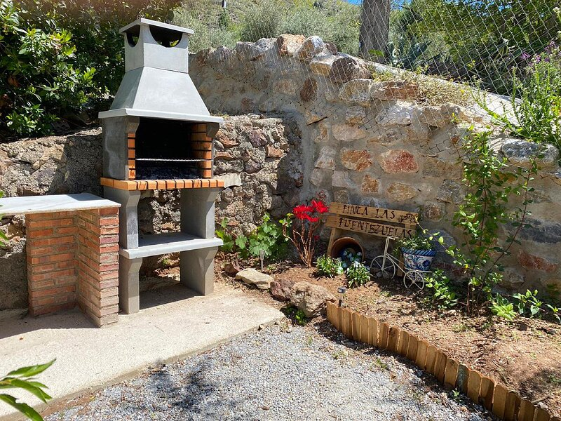Finca Las Fuentezuelas – semesterbostad i Bubion
