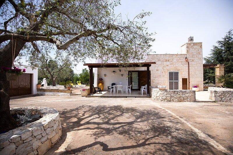 Villa Antonietta, alquiler vacacional en Carovigno