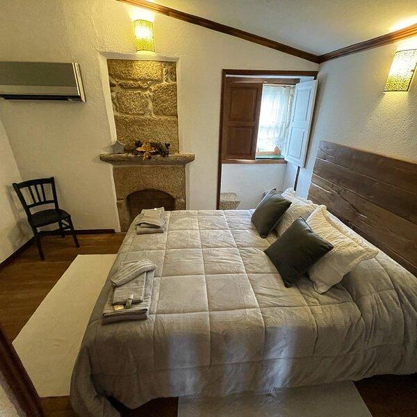 Casa da Cerca Aldeia Histórica de Sortelha, location de vacances à Sabugal