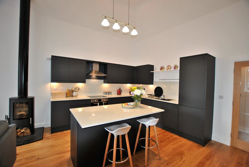 Academy Apartment, Anstruther- luxury holiday home in East Neuk, holiday rental in Anstruther
