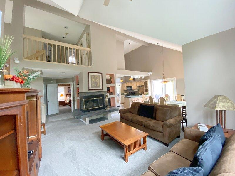 Amazing House/Location;Wifi,cble,Hot tub,Jacuzzi,Pool Tbl,fsball,near lake n ski, holiday rental in Lake Harmony