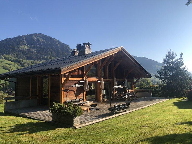 Big chalet - 300 m from the slopes, location de vacances à Praz Sur Arly