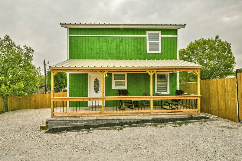Cozy House, holiday rental in Weatherford