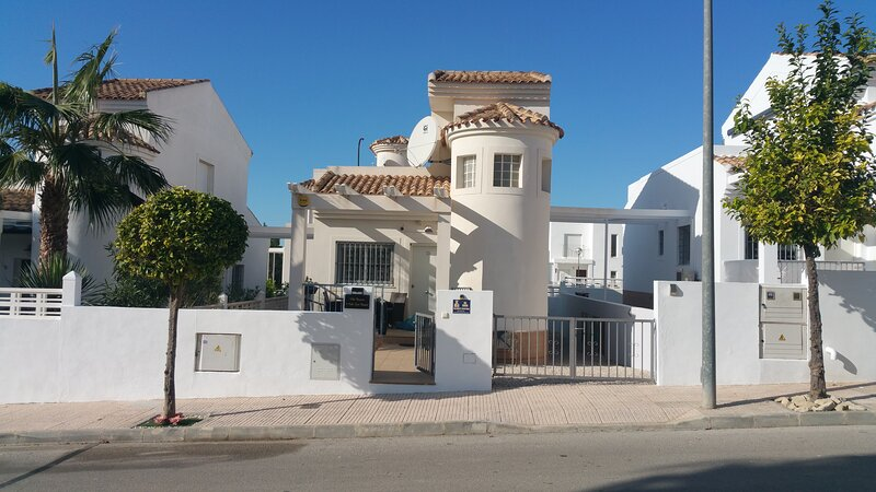 Villa-barricia, holiday rental in Dolores