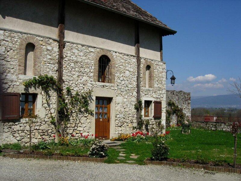 des Franciscaines, location de vacances à Saint-Baudille-de-la-Tour