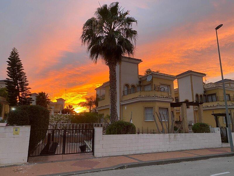 Villa Algorfa, vacation rental in Algorfa