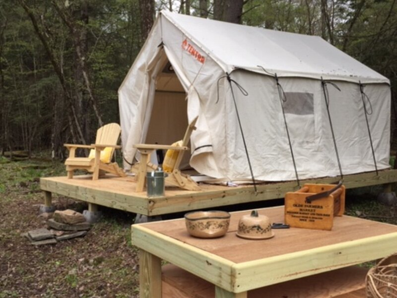 Tentrr Signature Site - Wildflower, vacation rental in Maine
