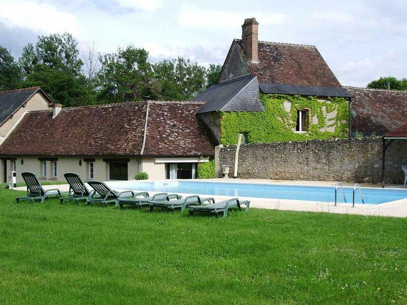 Gîte du Moulin, holiday rental in La Membrolle-sur-Choisille