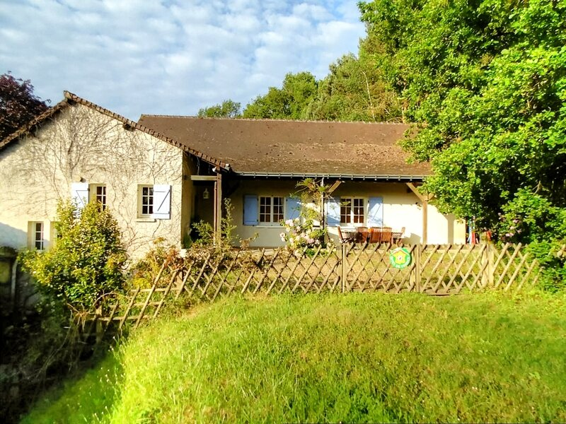 Le Janot, holiday rental in Mazieres-de-Touraine