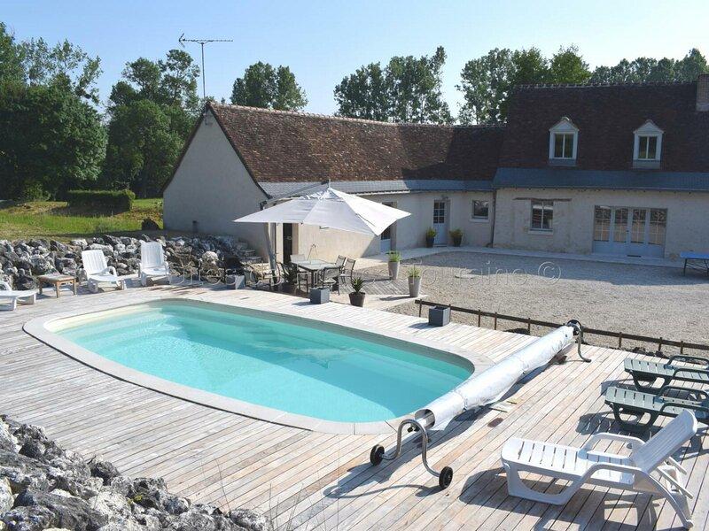 Gîte de l'Etang, holiday rental in La Membrolle-sur-Choisille