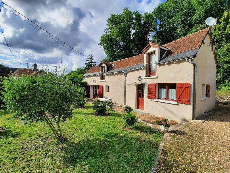 La Maison d'Edmond, holiday rental in Azay-sur-Cher