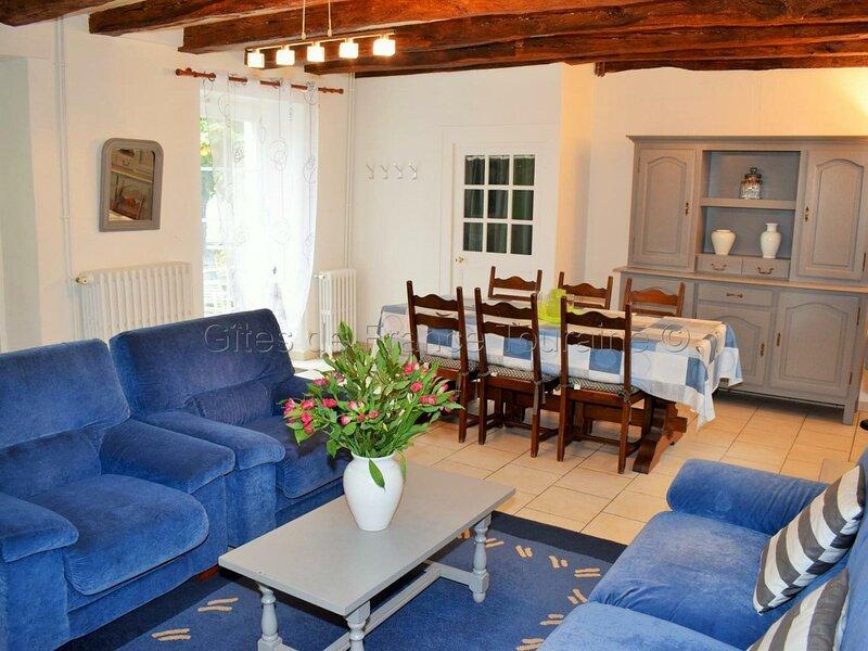 Location Gîte Esvres-sur-Indre, 4 pièces, 5 personnes, holiday rental in Montbazon