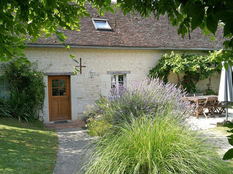 Gîte du Grand Cléré, holiday rental in Trogues