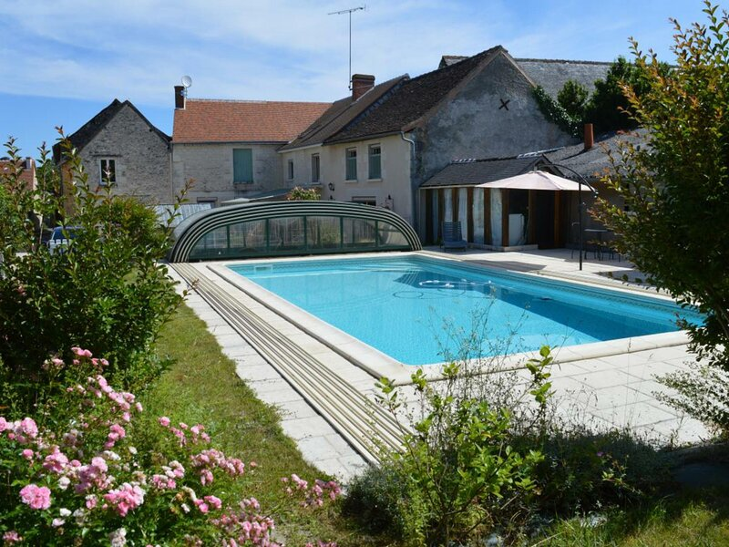Elisandre, holiday rental in Trogues