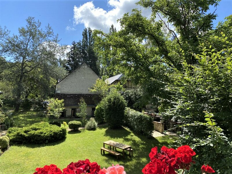 Le Puits Jean, holiday rental in Vallieres-les-Grandes