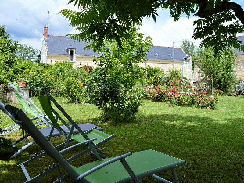 Les Cépages, holiday rental in Chouze-sur-Loire