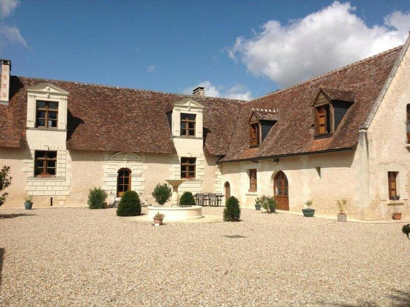Le Cambalu des Douves, alquiler vacacional en La Croix-en-Touraine
