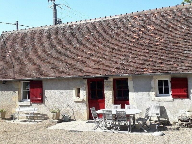 Gîte La Barbée, location de vacances à Avon-les-Roches