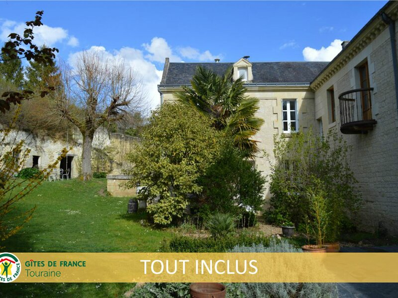 Coeur en Touraine, holiday rental in La Roche-Clermault