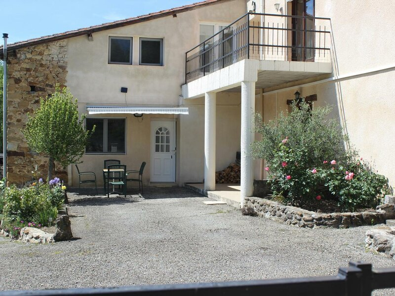 Les Mérens, holiday rental in Serres-sur-Arget