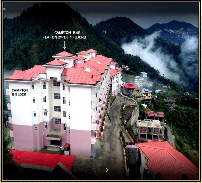 SHIMLA TOP LONG STAY 2 BHK FAMILY APARTMENT, aluguéis de temporada em Naldehra