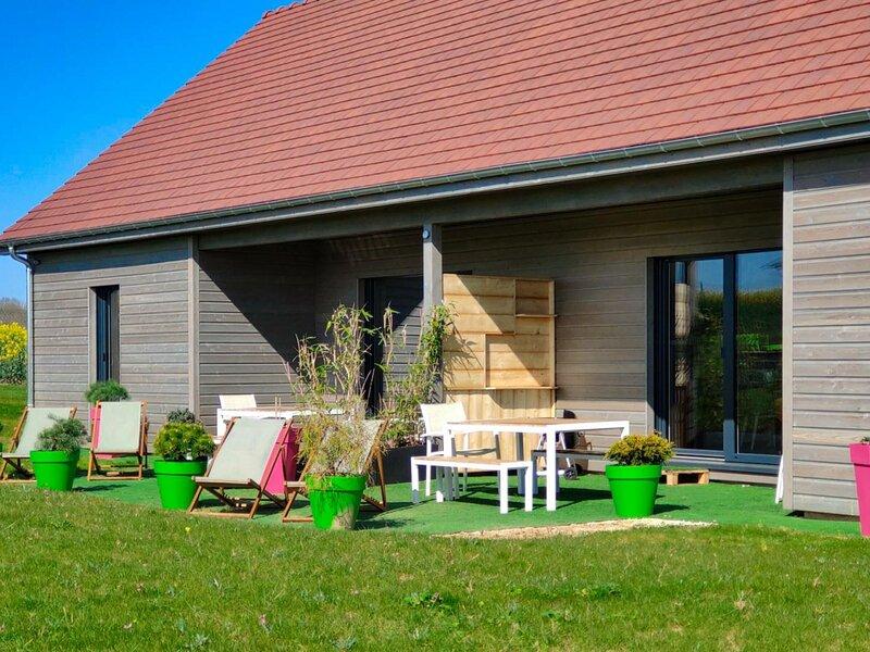Bois de Champagne - Nordique, holiday rental in Urville